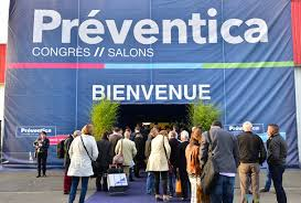 entrée Préventica