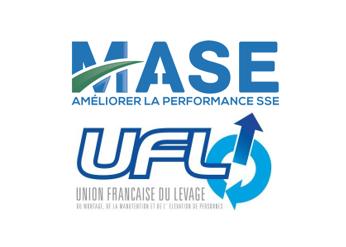 Logos MASE et UFL